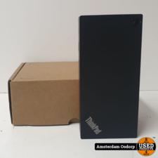lenovo Lenovo ThinkPad Universele Dockingstation USB C (3.1 Gen 2)   NIEUW