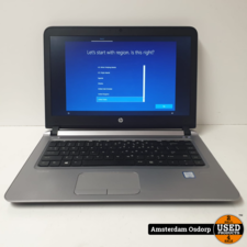 HP HP Probook 440 G3   Core i5   8GB   256SSD   nette staat