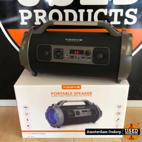 Xssive draagbare bluetooth speaker | Xss-BSP07 | NIEUW