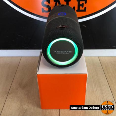 Xssive draagbare bluetooth speaker | XSS-BSP05 | NIEUW