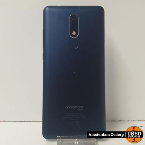 Nokia 5.1 16GB Blue | nette staat