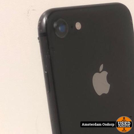 Apple iPhone 8 64GB zwart   gebruikte staat