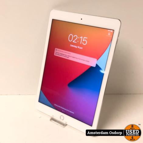 Apple Ipad Air 2 - Wit - 32GB - Zeer nette staat