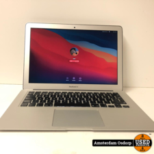 Macbook Apple Macbook Air 13 2015 | Core i5 | 4GB | 128SSD | Gebruikt