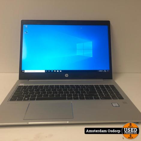 HP Probook 450 G6 | Core i5 | 8GB | 256SSD | Nieuwstaat