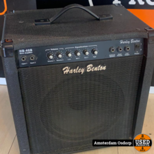 Harley Benton HB 40/B gitaar versterker