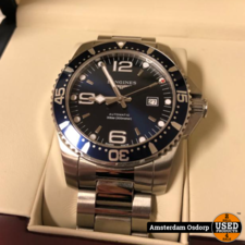 Longines Hydroconquest Automatic horloge | Zeer nette staat