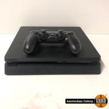sony Playstation 4 Slim 500GB Zwart + controller | Nette Staat