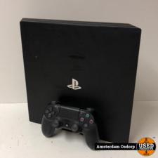 sony Sony Playstation 4 Pro 1TB Zwart + controller   gebruikt