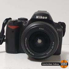 nikon Nikon D40 +18-55 MM Kitlens
