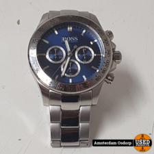 hugo Boss Hugo boss HB-213-1-20-2600 heren horloge | zilver