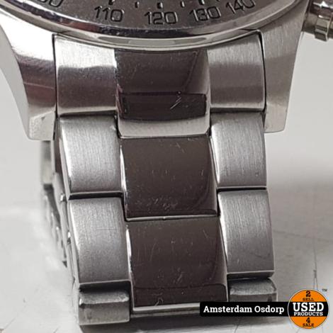 Hugo boss HB-213-1-20-2600 heren horloge | zilver