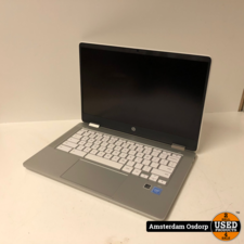 HP HP Chromebook X360 14a-ca0101nd  | Nieuwstaat