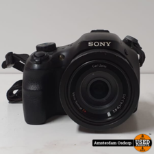 sony Sony DSC-HX400 20.4MP Cybershot camera | gebruikt
