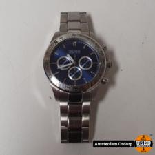hugo Boss Hugo boss HB-213-1-20-2600 heren horloge   zilver