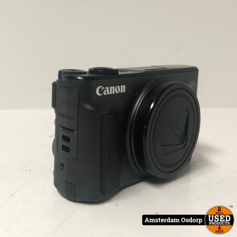 Canon Powershot SX730HS   in nette staat