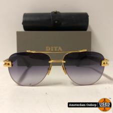 DITA DITA Grand Evo Two dts139-a-01 zonnebril   zeer netjes + bon