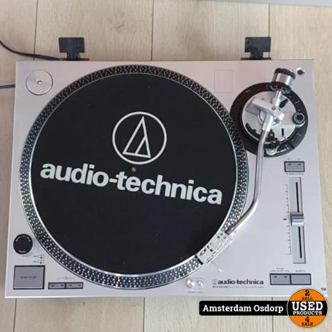 Audio Technica platenspeler | In nette staat