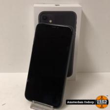 Apple Apple iPhone 11 128GB | black | In nette staat