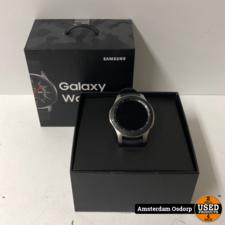 samsung Samsung Galaxy Watch 46mm Silver |  In nette staat