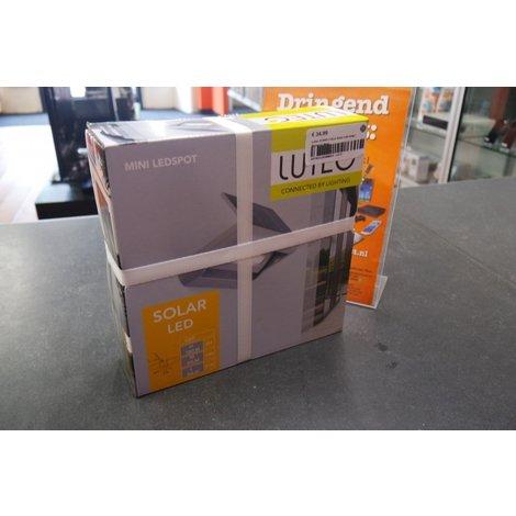 Lutec 6144S-1-SLsi Solar Led lamp | Nieuw in doos