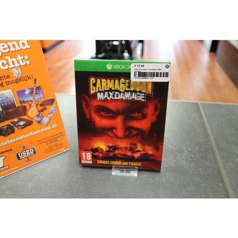 Xbox One Game: Carmagedon Max Damage