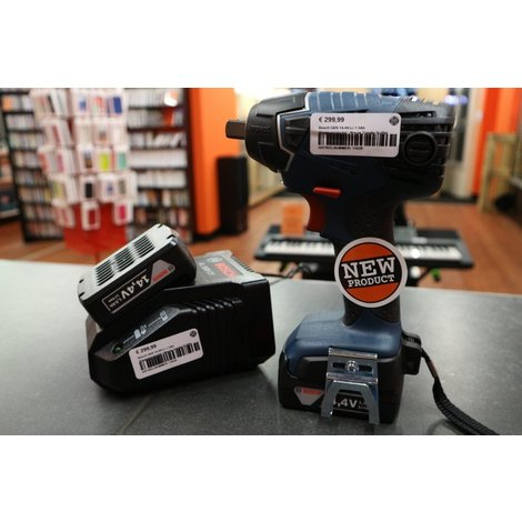 Bosch GDS 14,4V-Li 1.5Ah Slagmoersleutel