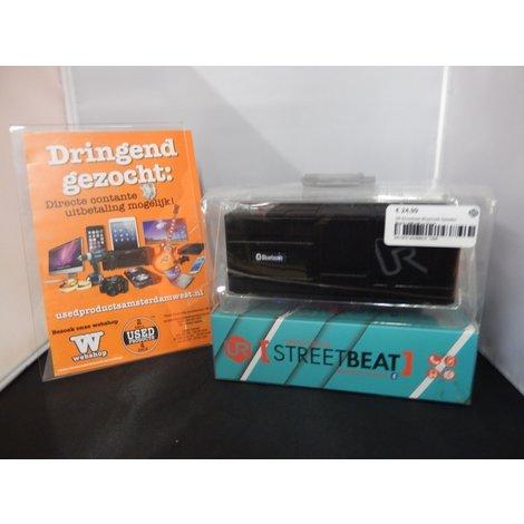 UR Streetbeat Bluetooth Speaker Black | NIEUW in Doos