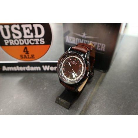 Aeromeister Worldtimer am9001 Herenhorloge | Nieuw in Doos