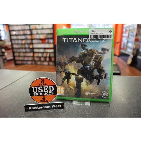 Xbox One Game: Titanfall 2