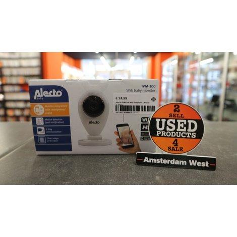 Alecto IVM-100 Wifi Babyfoon   Nieuw in Doos