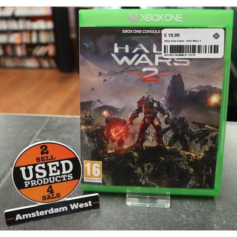 Xbox One Game : Halo Wars 2