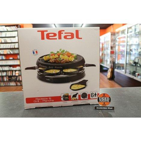 Tefal Raclette & Grill   Nieuw in Doos