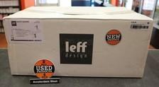 Leff Design Wasbak White Square 36x18x9CM   Nieuw in doos