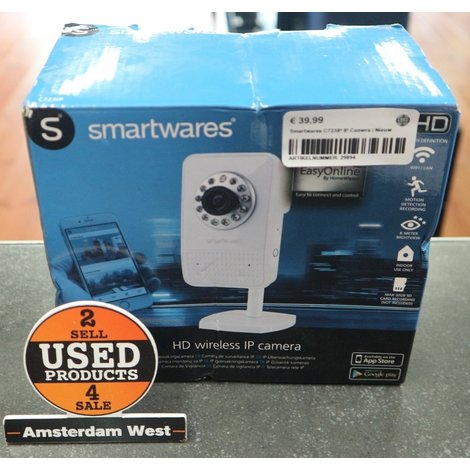 Smartwares C723IP IP Camera | Nieuw
