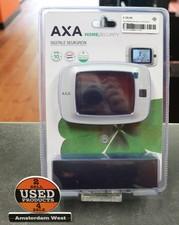 Axa Digitale deurspion  Zwart/wit | Nieuw in seal