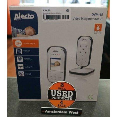 Alecto babyfoon DVM-65 | Nieuw