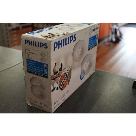 Philips Recessed spot set Led White | Nieuw