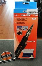 Welco Multifunctioneel Gassoldeertoestel Hot Pen | Nieuw