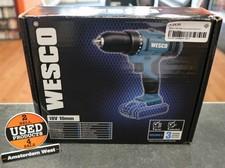 Wesco Wesco WS2906.9 Accuboormachine | Nieuw in doos
