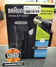 Braun S3 3000VS Scheerapparaat | Nieuw
