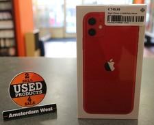 apple Apple iPhone 11 64GB Red | Nieuw