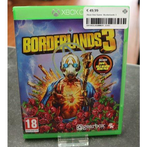 Xbon One Game: Borderlands 3