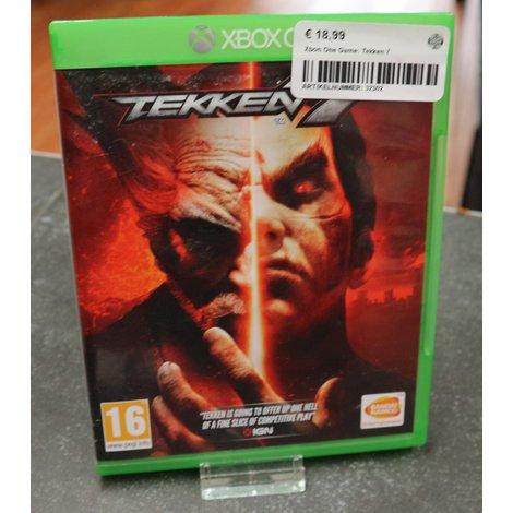 Xbon One Game: Tekken 7
