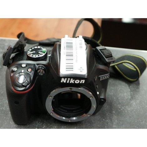 Nikon D3300 Body met cameratas