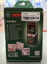 Bosch PLR30C Laserafstandmeter | Nieuw