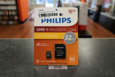 Philips Philips 32GB Micro SD Kaart | Nieuw