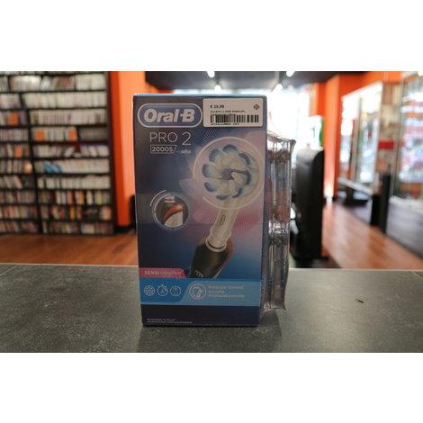 Oral-B Pro 2 2000S Elektrische Tandenborstel | Nieuw