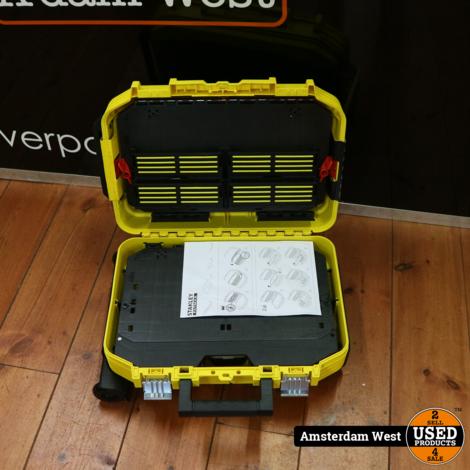 Stanley FatMax - Techniekerskoffer met wielen   Nieuw