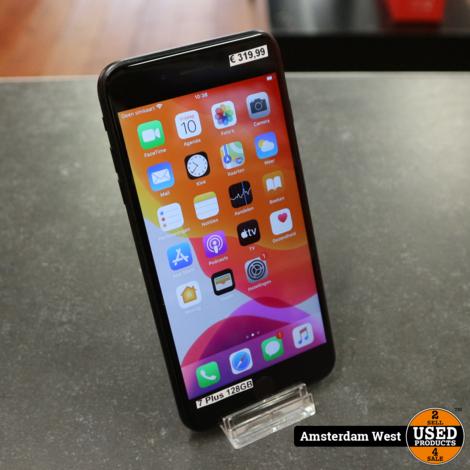 iPhone 7 Plus 128GB Black | Redelijke staat